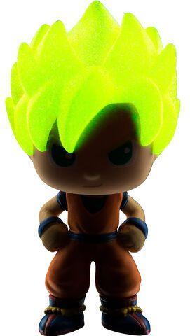 Figurine Mystère - Dragon Ball Z - S1 - Goku (gw) Solid - Brille dans la nuit