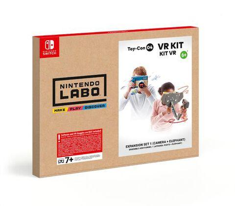 Nintendo Labo Kit Vr Ensemble Additionnel 1