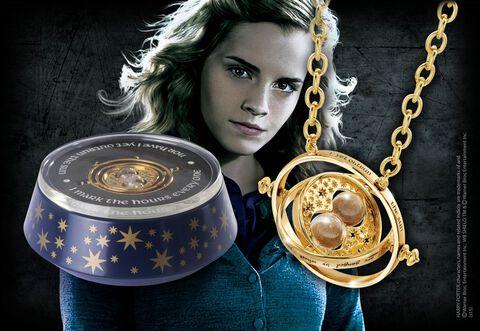Réplique - Harry Potter - Retourneur de Temps Special Edition (plaqué or)