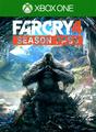 Season Pass Far Cry 4 Xbox One