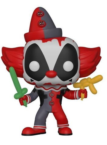 Figurine Funko Pop! N°322 - Deadpool - Deadpool Clown