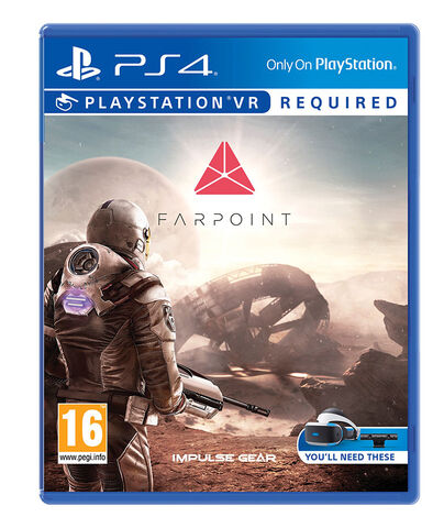 Farpoint VR