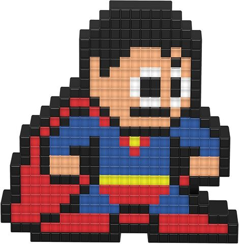 Lampe - DC Comics - Superman Pixel Pals