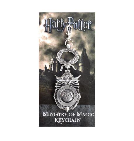 Porte-clés - Harry Potter - Ministère de la Magie