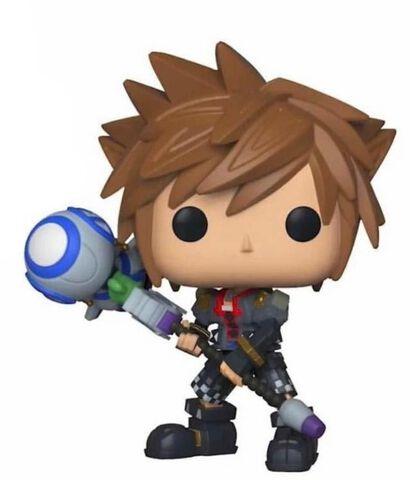 Figurine Funko Pop! N°493 - Kingdom Hearts 3 - Sora (Toy Story)