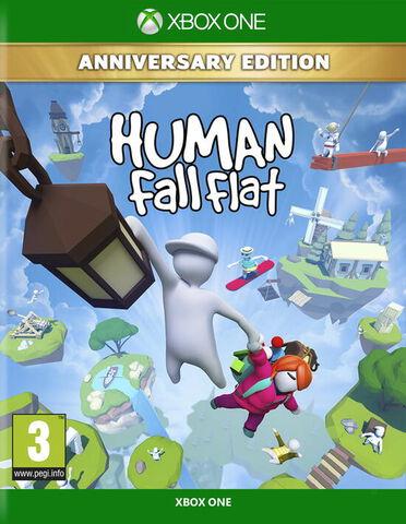 Human Fall Flat Anniversary Edition
