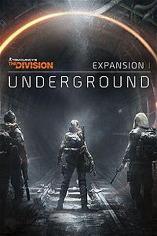 DLC - The Division Souterrain Xbox One