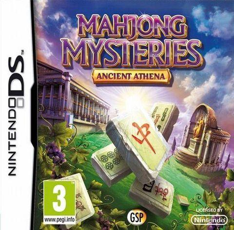 Mahjong Mysteries : Ancient Athena