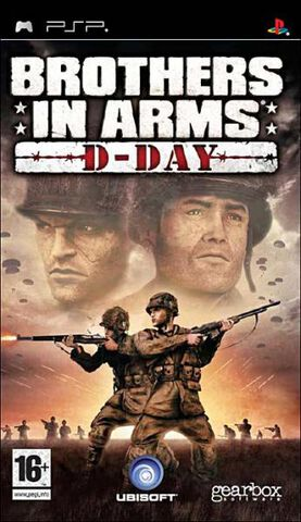 Brothers In Arms, D-day