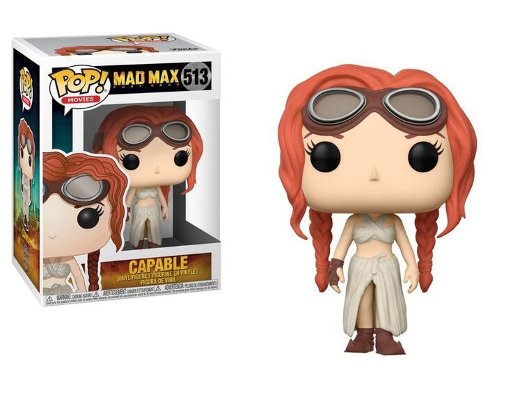 Figurine Toy Pop 513 - Mad Max - Capable
