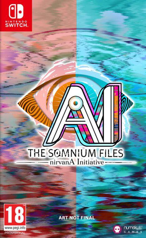 Ai The Somnium Files Nirvana Initiative