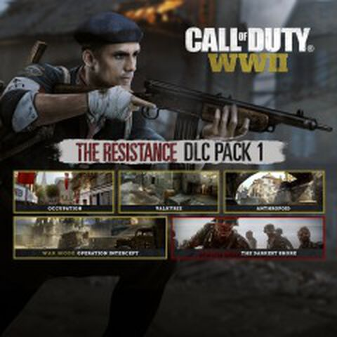 Call Of Duty : WWII - Pack de DLC 1 - The Resistance