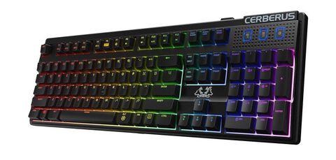Clavier Gaming Asus Cerberus Mech RGB