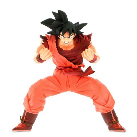 Statuette  Son Goku Fes !! - Dragon Ball Super - Kaioh Ken Son Goku - Vol.3