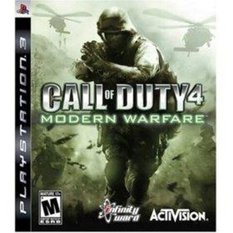 Call Of Duty 4, Modern Warfare