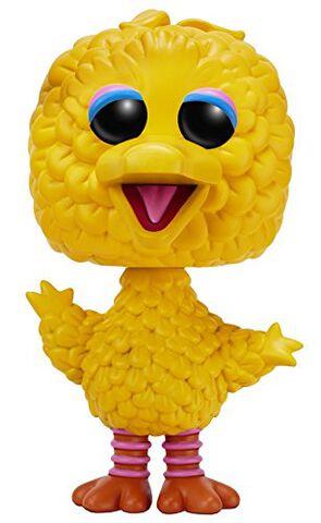 Figurine Toy Pop 10 - Sesame Street - Big Bird