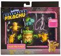 Figurines - Pokémon Détective PIkachu - Assortiment 6 figurines 3-5 cm et 8 cm