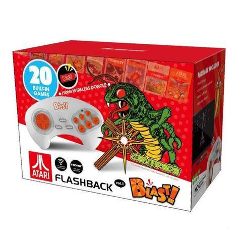 Blast Family Atari Flashback Vol.1 20 Jeux