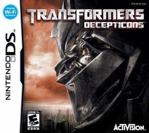 Transformers, Decepticon