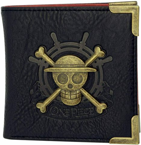 Portefeuille - One Piece - Skull