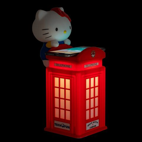 Chargeur sans fil - Hello Kitty - London Cabine