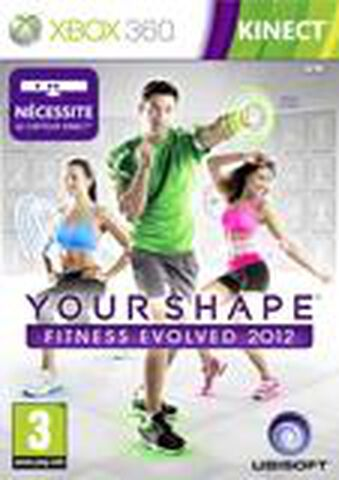 Your Shape : Fitness Evolved 2012 (kinect)