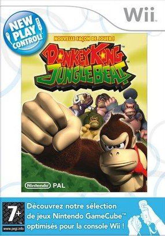 Nouvelle Facon De Jouer, Donkey Kong Jungle Beat