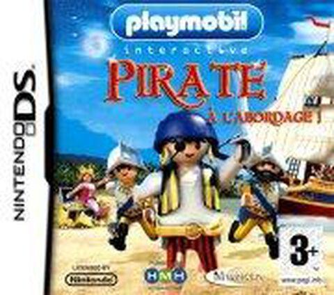 Playmobil, Pirate à L'abordage
