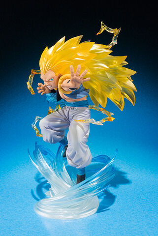Statuette - Dragon Ball - Gotenks Super Saiyan 3