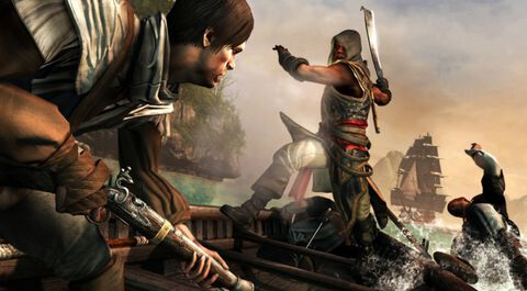 DLC - Assassin's Creed IV : Black Flag - Le Prix de la Liberté