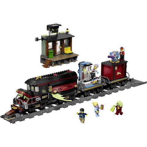 Lego - Hidden Side - 70424 - Le Train-fantôme