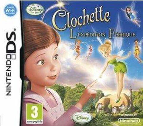 Clochette Et L'expédidion Féerique