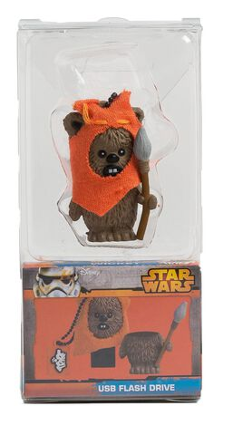 Clé USB Tribe 16 Go Star Wars Ewok