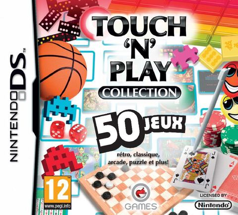 50 Jeux Touch'n'play Collection