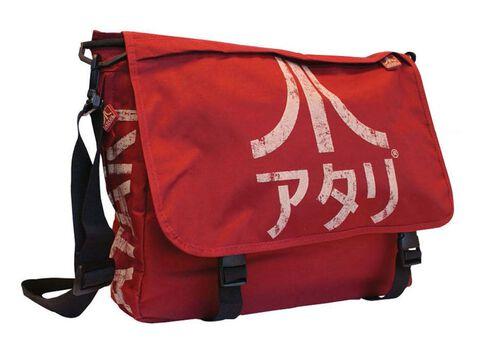 Sac bandouliere - Atari - Japanese Logoark rouge avec le logo japonais
