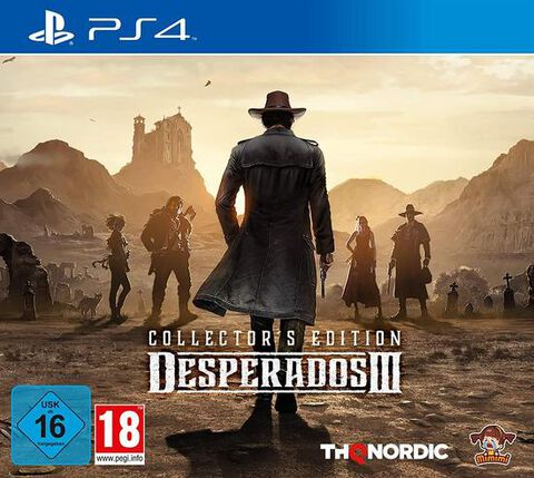 Desperados 3 - Collector Edition