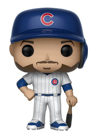Figurine Funko Pop! N°03 - Major League Baseball Saison 3 - Kris Bryant