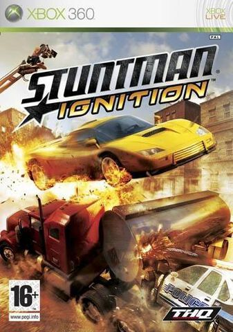 Stuntman 2 Ignition