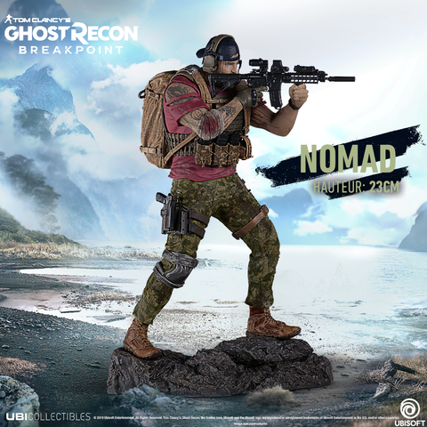 Figurine - Ghost Recon Breakpoint - Nomad