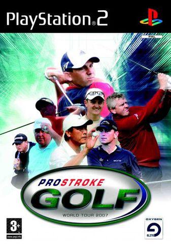 Prostroke Golf, World Tour 2007