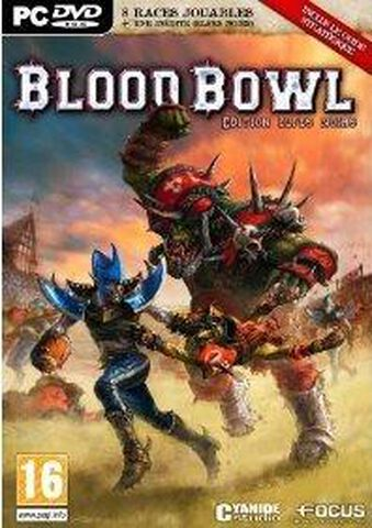 Blood Bowl, Edition Elfes Noirs
