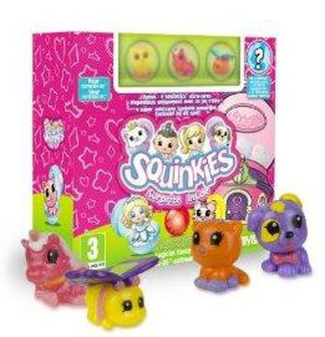 Squinkies + Figurines