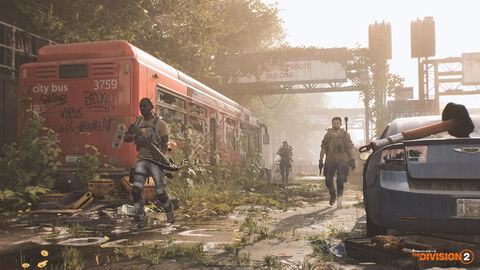 The Division 2 Edition Gold