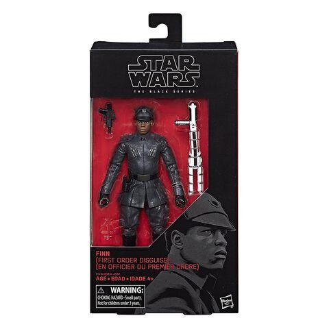 Figurine - Star Wars - Black Series Finn 15 Cm