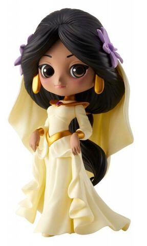 Figurine Q Posket - Aladdin - Jasmine Dreamy Style Version Standard