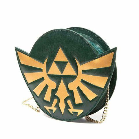 Sac à bandoulière - Zelda - Hyrule Crest