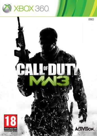 Call Of Duty : Modern Warfare 3 (mw3)