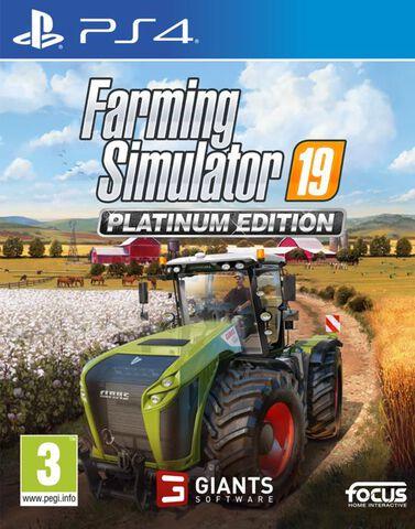Farming Simulator 19 Edition Platinum