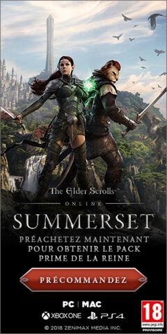 Elder Scrolls Online Summerset Collector Edition