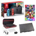 Pack Family Switch console remisée de 45€ + jeu + stand + starter kit